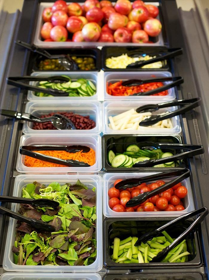 Salad Bars In Schools School Food Institute